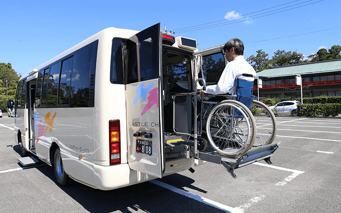 京都の小型貸切バス・中型貸切バス・観光バス