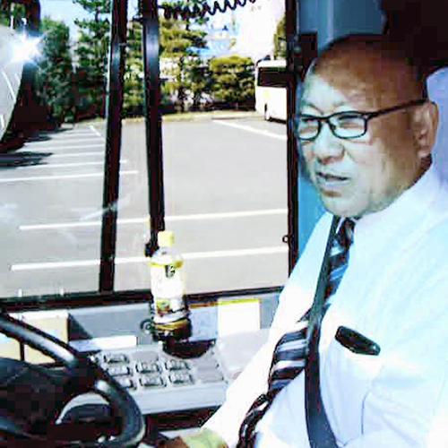 貸切バス運転手採用情報