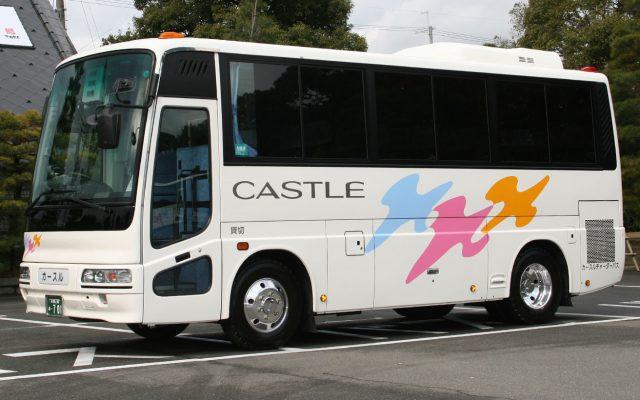 小型貸切バス・貸切バススーパーエクシード25の詳細