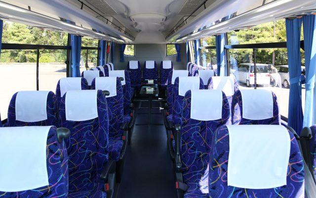 中型貸切バス・貸切バスガーラプレミアム27の詳細