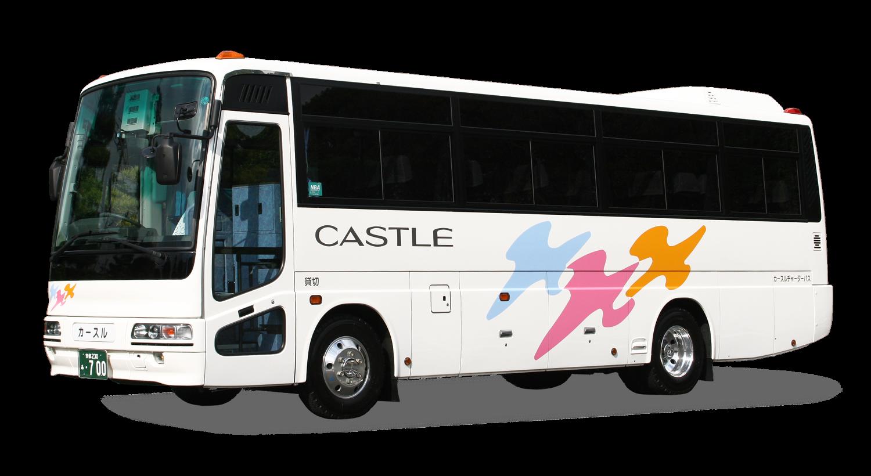 中型貸切バス28人乗り スーパーエクシード