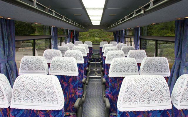 中型貸切バス・貸切バススーパーエクシード28の詳細